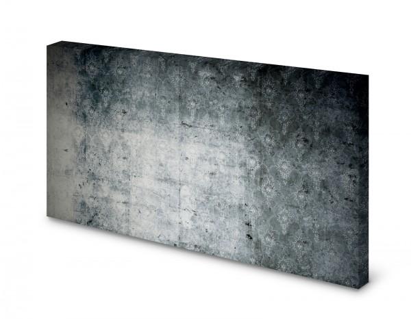 Magnettafel Pinnwand Bild Tapete alt Lost Places XXL gekantet
