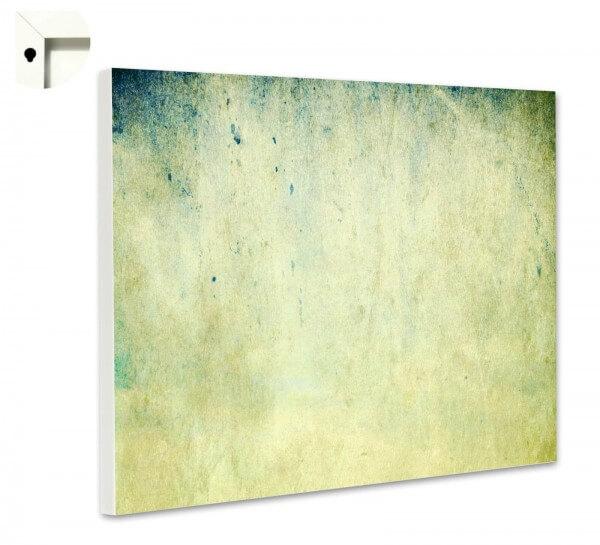 Magnettafel Pinnwand Muster Beton grün blau