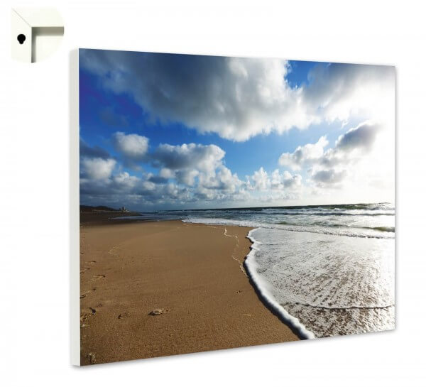 Magnettafel Pinnwand Natur Sylt Strand Nordsee