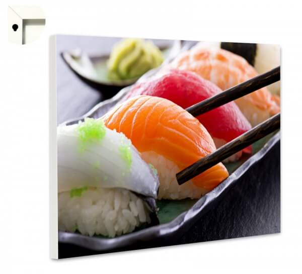Magnettafel Pinnwand Küche Sushi Bar 3.0