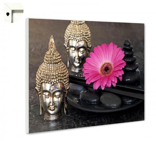 Magnettafel Pinnwand Natur Buddha Zen