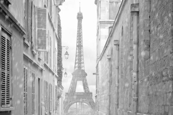 Magnettafel Pinnwand XXL Magnetbild Eiffelturm Paris
