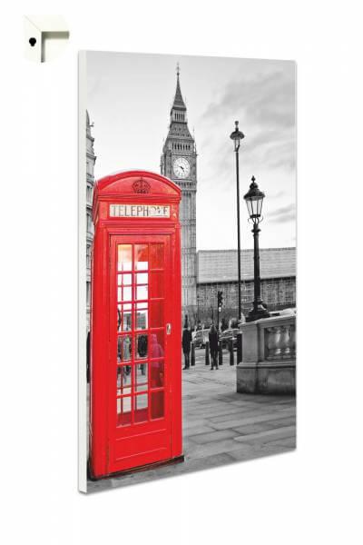 Magnettafel Pinnwand mit Motiv London Big Ben