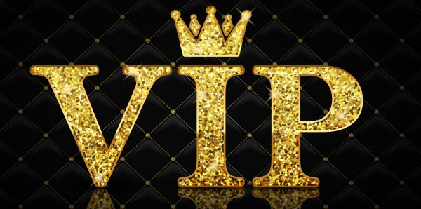 Magnettafel Pinnwand Bild XXL Panorama VIP Gold Glitzer