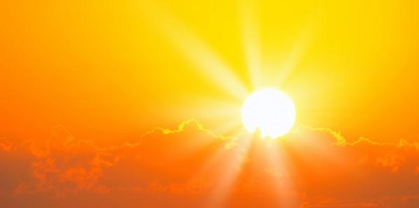 Magnettafel Pinnwand XXL Magnetbild PANORAMA Sonne