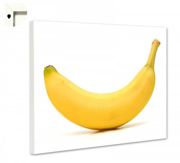 Magnettafel Pinnwand Küche Banane