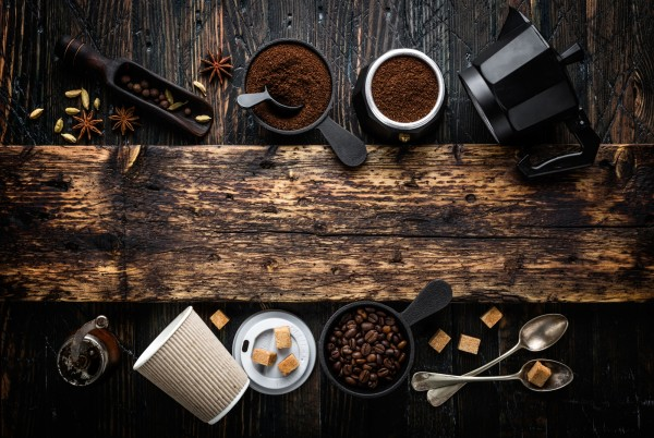 XXL Magnettafel Pinnwand Küchenmagnettafel Barista Espresso Kaffee