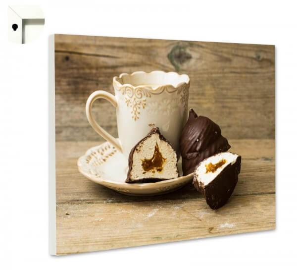 Magnettafel Pinnwand mit Motiv Küche Wiener Kaffeehaus