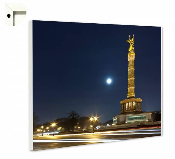 Magnettafel Pinnwand mit Motiv Berlin Siegessäule