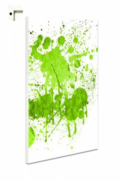 Magnettafel Pinnwand Grün