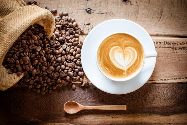 Magnettafel Pinnwand Bild XXL Cappuccino Milchkaffee
