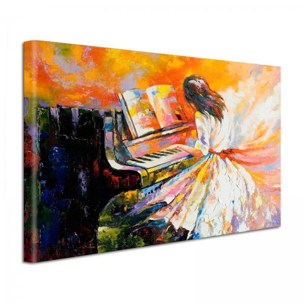 Leinwandbild Gemälde Magdalena