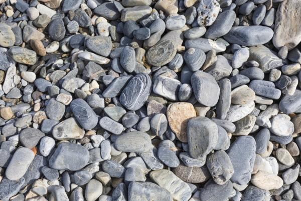 Magnettafel Pinnwand XXL Steine Natursteine Kieselsteine