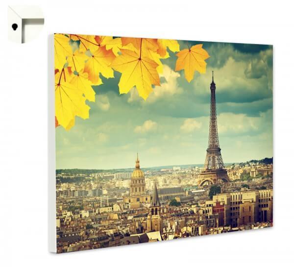 Magnettafel Pinnwand mit Motiv Paris Frankreich