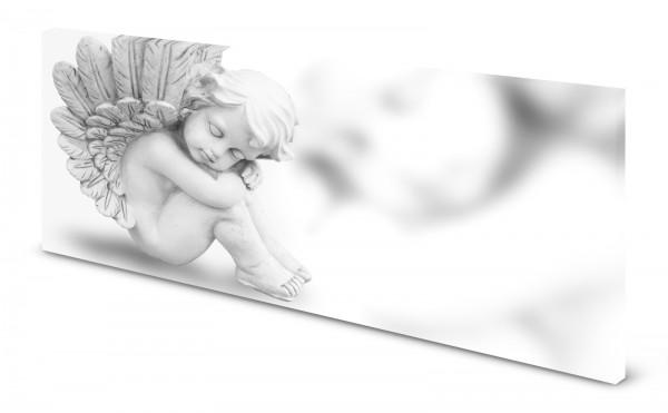 Magnettafel Pinnwand Bild Engel Engelskind gekantet