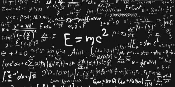 Magnettafel Pinnwand Bild Panorama Relativitätstheorie Einstein