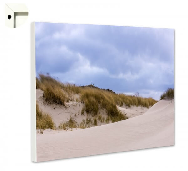 Magnettafel Pinnwand Natur Sylt Strand Düne