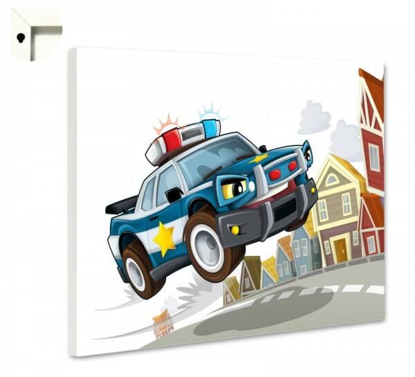 Magnettafel Pinnwand Kinder Polizei