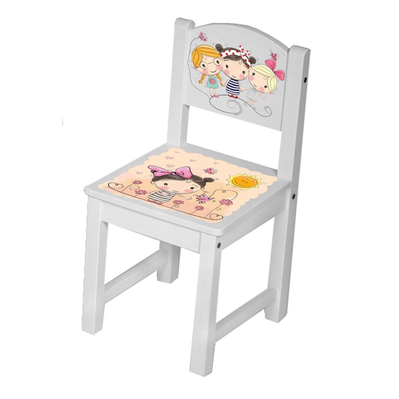 kinder st hle tisch kindersitzgruppe kinderst hle massiv holz m dchen freunde ebay. Black Bedroom Furniture Sets. Home Design Ideas