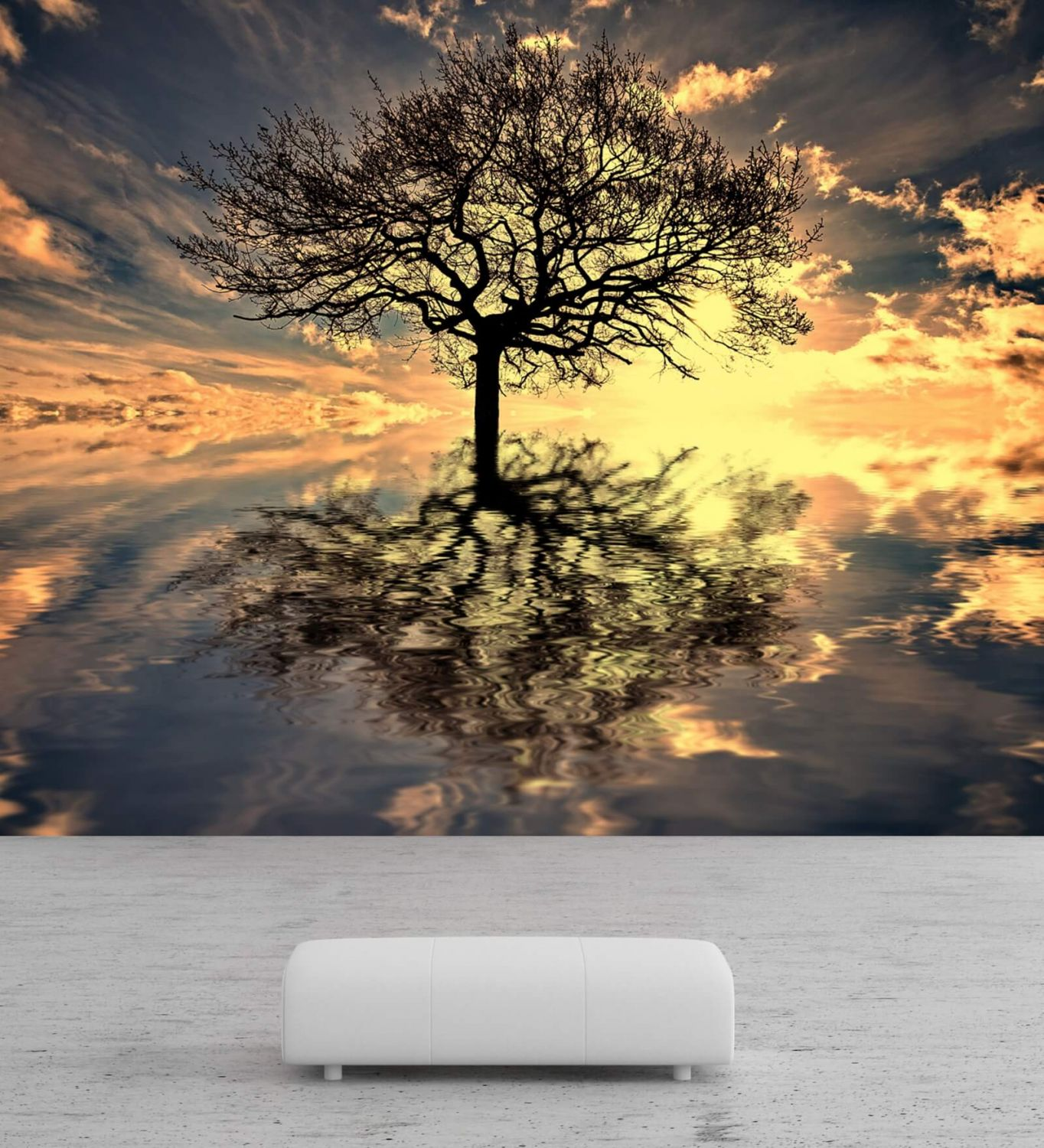 vlies xxl poster tapete fototapete natur lebensbaum ebay. Black Bedroom Furniture Sets. Home Design Ideas