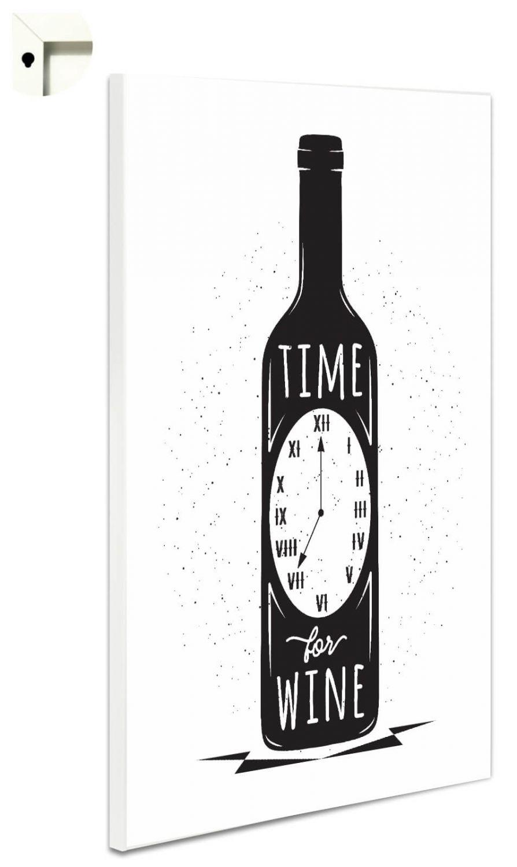 Magnettafel Pinnwand mit Motiv Spruch Küche Wein   eBay